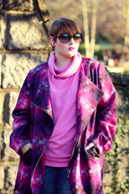 Style Council: Casual Pink