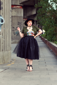 Casual Tulle