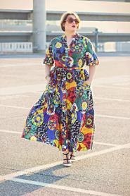 Marina Rinaldi x Stella Jean III
