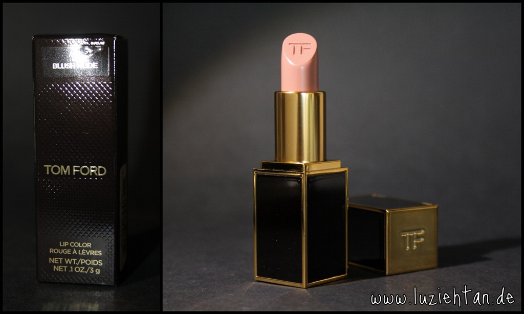 tom ford lip color blush nude erster eindruck. Black Bedroom Furniture Sets. Home Design Ideas