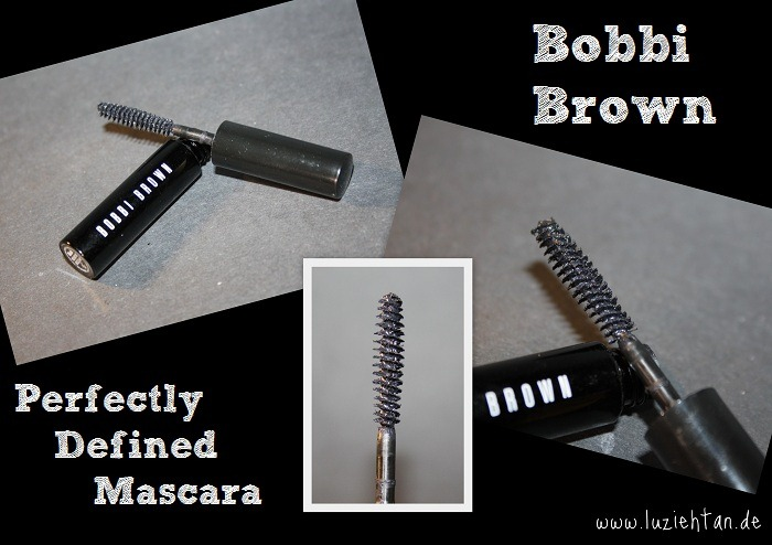 High End Mascara Special ♥ Teil 3: Bobbi Brown Perfectly ...