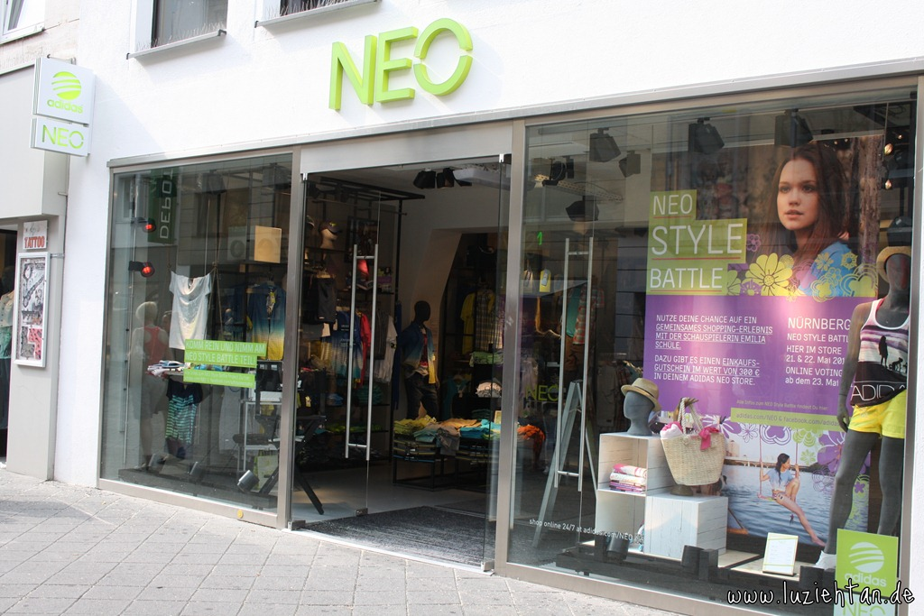 adidas neo shop stuttgart