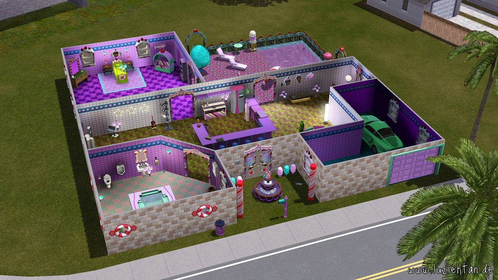 game review sims 3 katy perry s e welt lu zieht. Black Bedroom Furniture Sets. Home Design Ideas