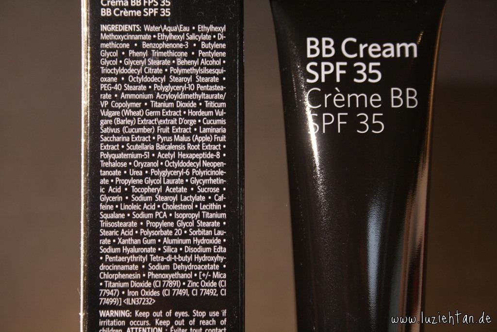 review bobbi brown bb cream spf 35 in light lu zieht an. Black Bedroom Furniture Sets. Home Design Ideas