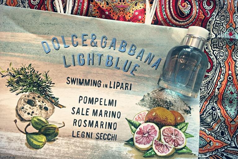 """Dolce & Gabbana """"Light Blue 'Sunset in Salina'"""" (Limited ..."""