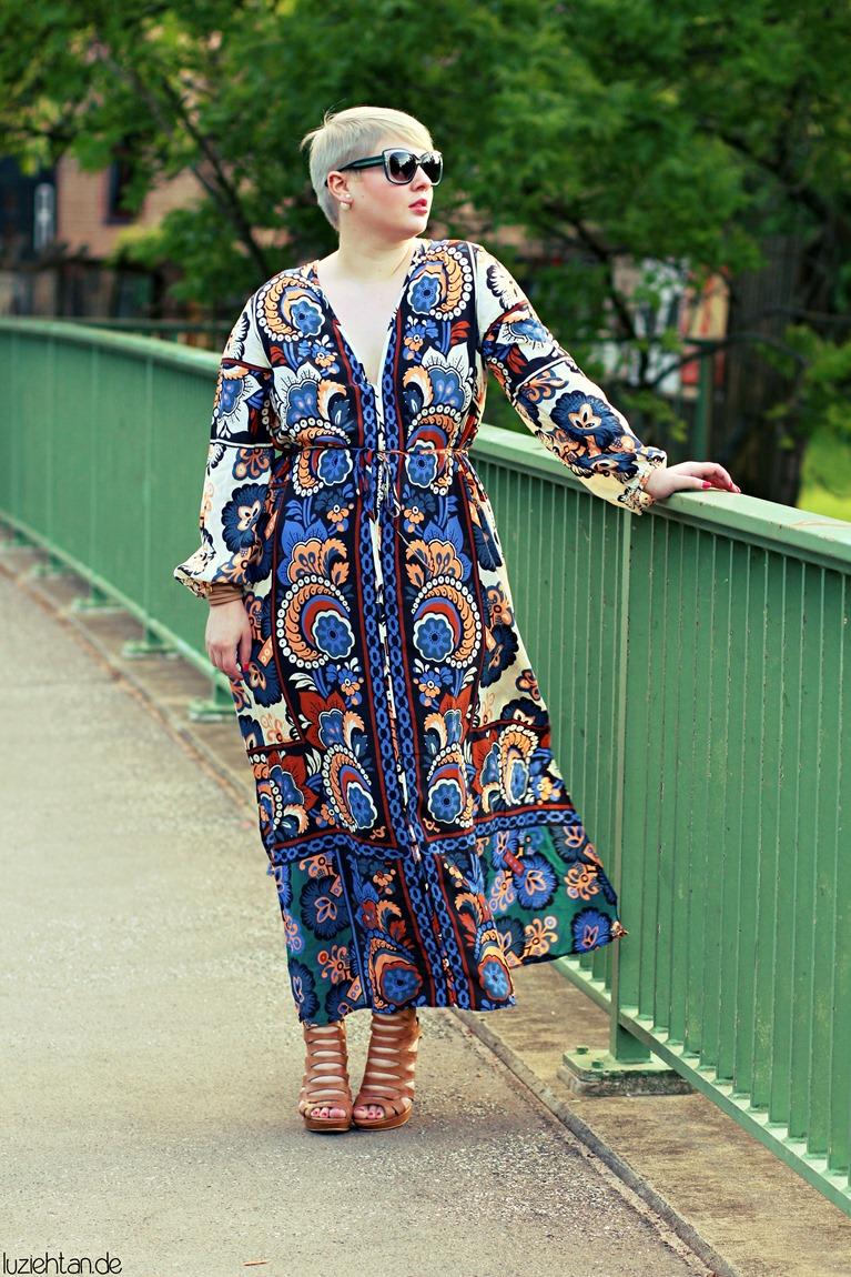 • Kaftan Dress •