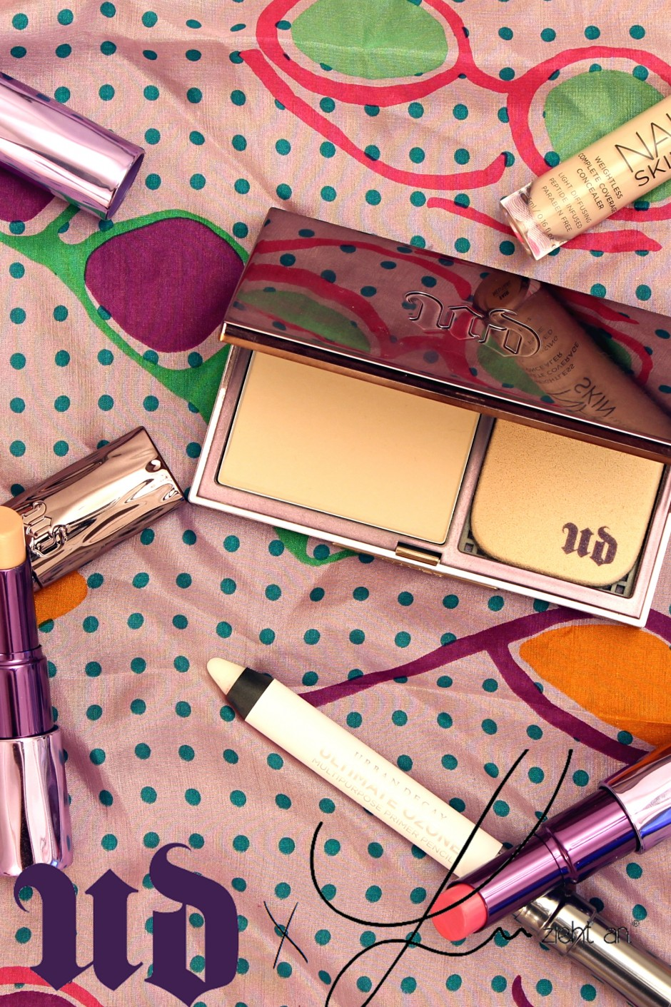 • Giveaway #2 – Make-up Session with Urban Decay & me in Hamburg [CLOSED] •