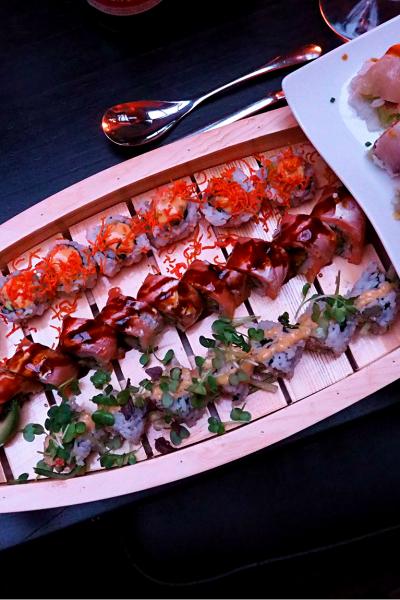 • Hamburg   Sushi Tasting at the east Hamburg •