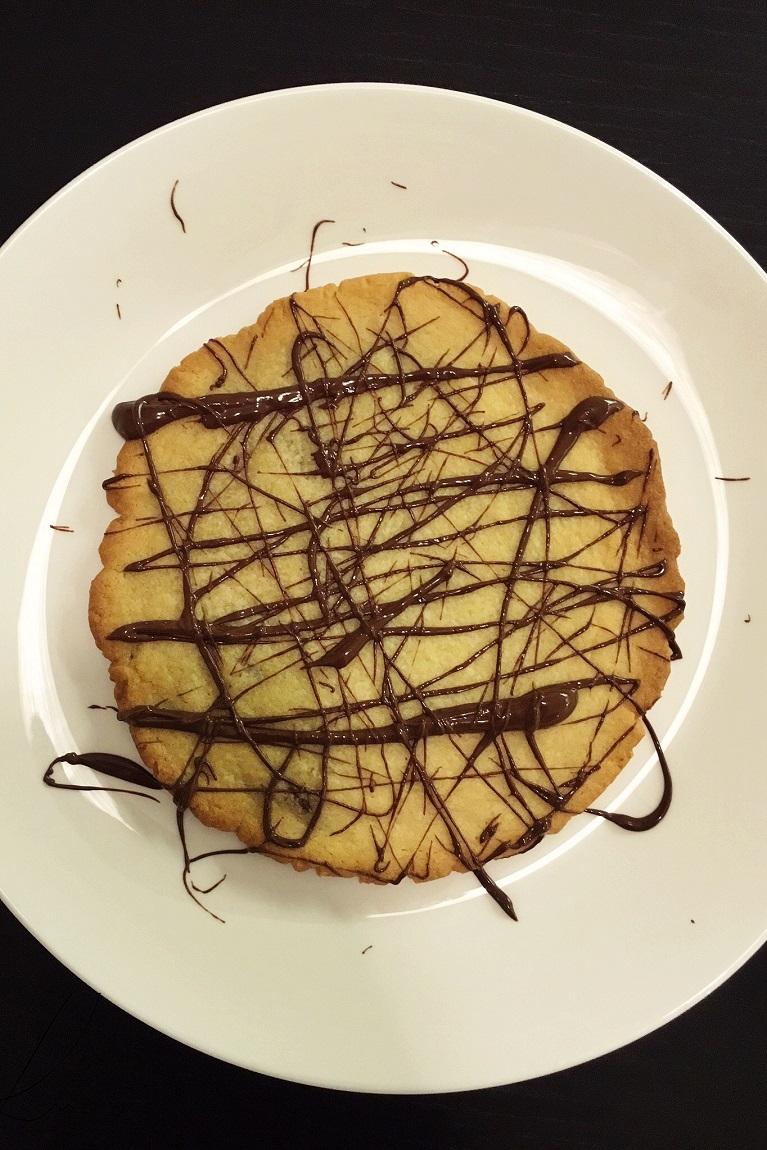 • Recipe | Single nutella Cookie •
