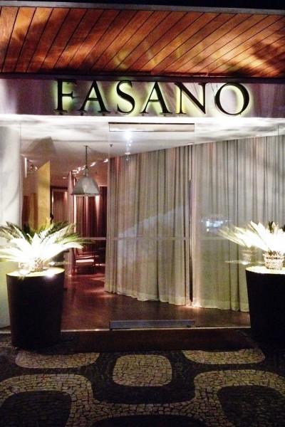 • Rio de Janeiro | Dinner at the FASANO al mare | FASANO Ipanema •