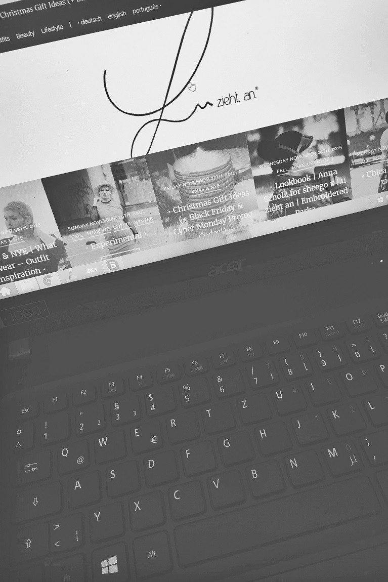 • Private V | 10 Things I learned through blogging •