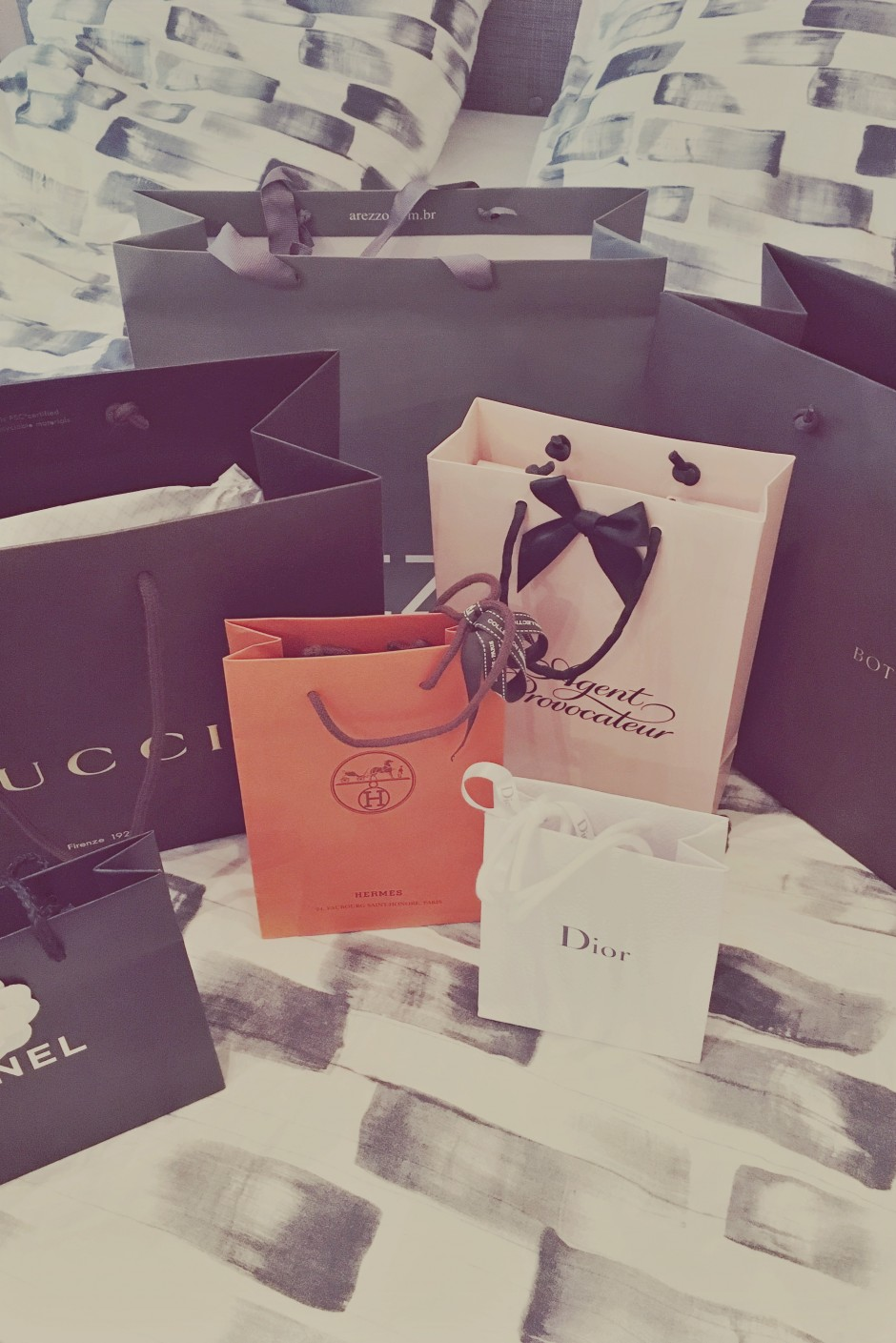 • How I shop •