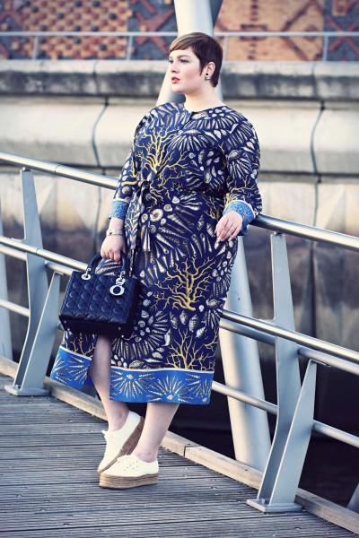 • Lu zieht an x Marina Rinaldi | Silk Shells •