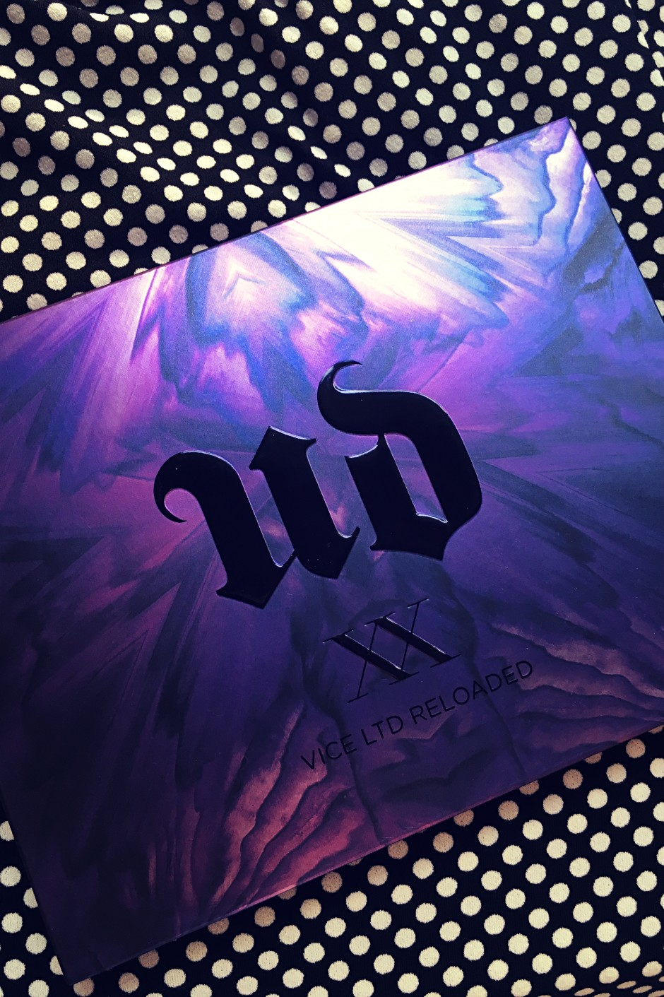 • Review | Urban Decay XX Vice LTD Reloaded •