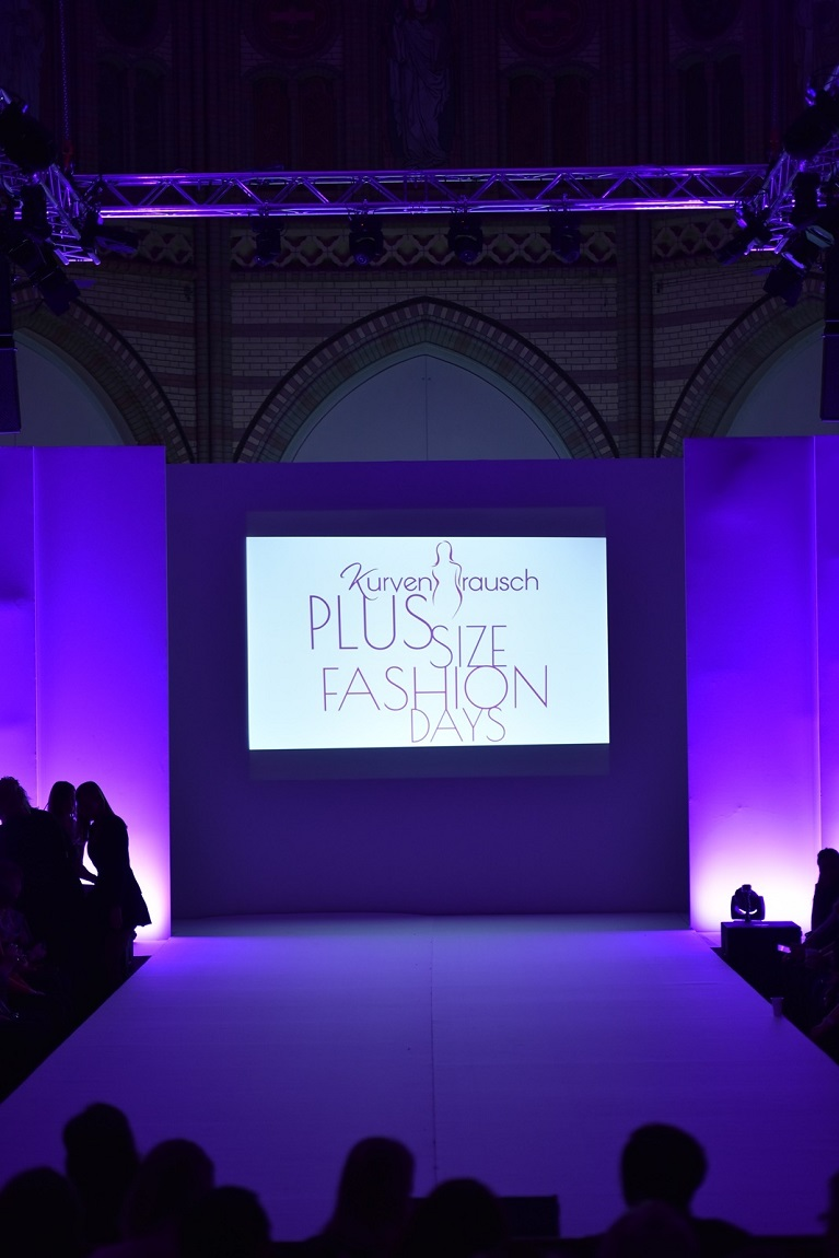 • Plus Size Fashion Days Hamburg 2016 •