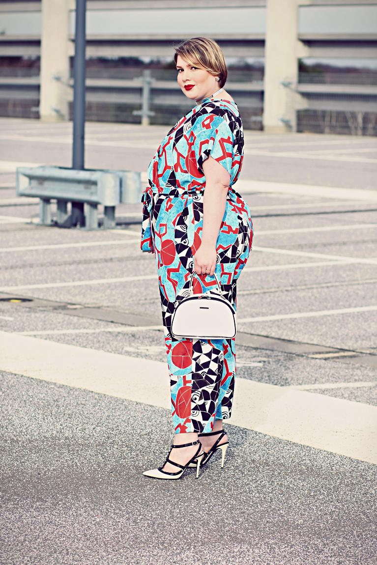 • Marina Rinaldi x Stella Jean I •