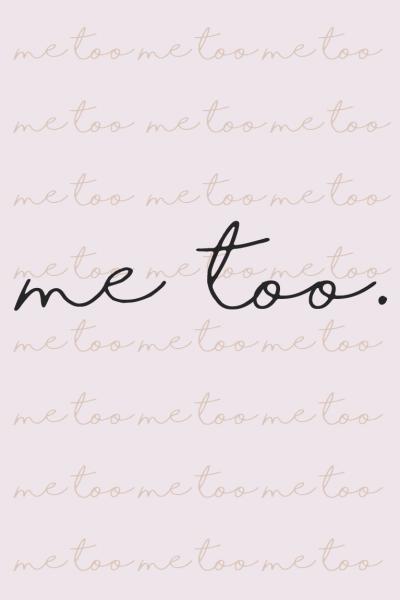 • Private XVIII   #metoo •
